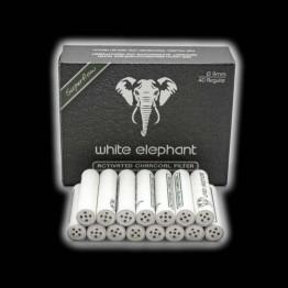 FILTROS WHITE ELEPHANT DE CARBÓN ACTIVADO