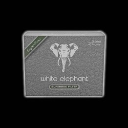 FILTROS WHITE ELEPHANT SUPERMIX 9 MM 40 UNI